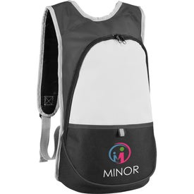 The Parachute Tablet Backpack Printed with Your Logo