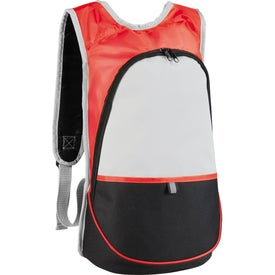 The Parachute Tablet Backpack Imprinted with Your Logo
