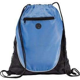 Peek Drawstring Backpack for Marketing