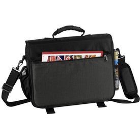 The Professor Briefcase/Laptop Case Branded with Your Logo
