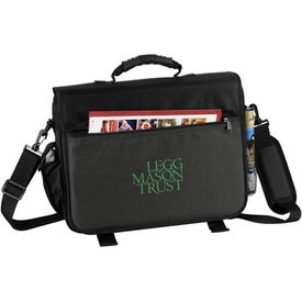 The Professor Briefcase/Laptop Case