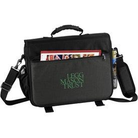 The Professor Briefcase/Laptop Case