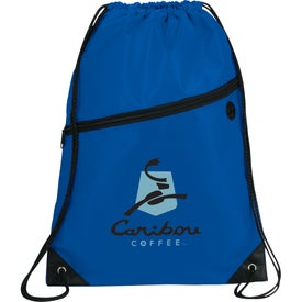The Robin Drawstring Backpack for Promotion