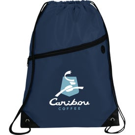 Personalized The Robin Drawstring Backpack