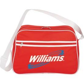 The Sacramento Retro Business Bag for Customization