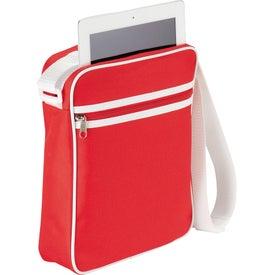 Monogrammed The San Diego Retro Tablet Bag