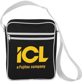 Logo The San Diego Retro Tablet Bag