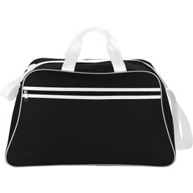 The San Jose Retro Sport Duffel Branded with Your Logo