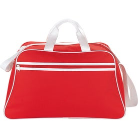 The San Jose Retro Sport Duffel for Customization