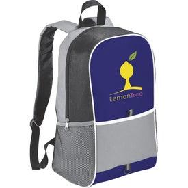 Imprinted The Skywalk Backpack