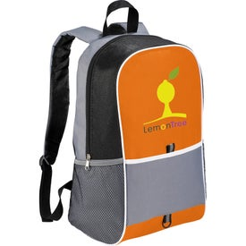 The Skywalk Backpack Imprinted with Your Logo