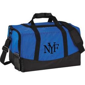 Advertising The Sportster Duffel Bag