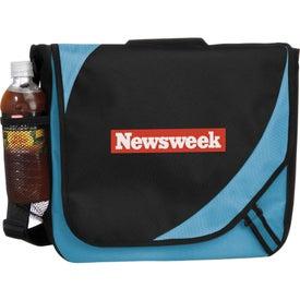 Branded The Storm Messenger Bag
