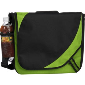 The Storm Messenger Bag Imprinted with Your Logo