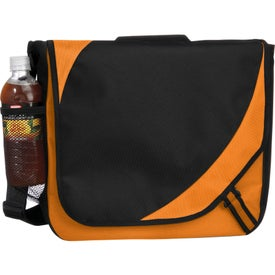 The Storm Messenger Bag Branded with Your Logo