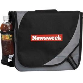 The Storm Messenger Bag for Advertising