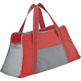 Monogrammed The Trail Duffel Bag