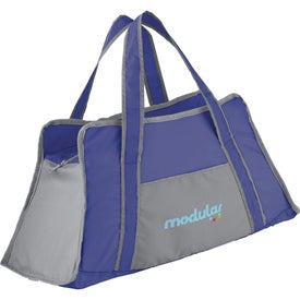 The Trail Duffel Bag with Your Slogan
