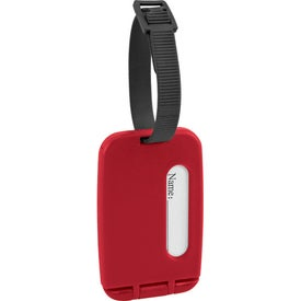 Advertising The Ultimate Privacy Luggage Tag