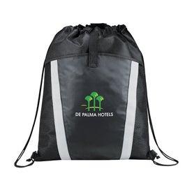 The Vortex Drawstring Backpack for Promotion