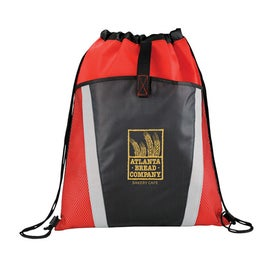 The Vortex Drawstring Backpack
