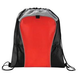 Custom The Yogi Drawstring Backpack