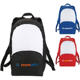 Zone Backpack and Pouch