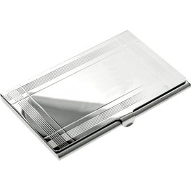 The Capriano Business Card Holder for your School