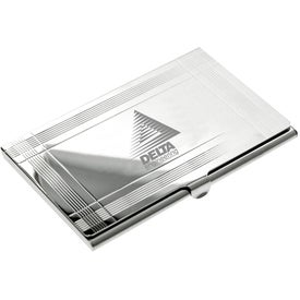 The Capriano Business Card Holder