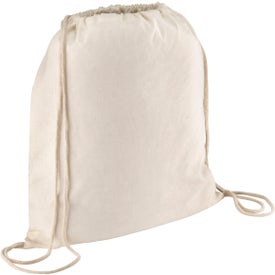 The Condor Drawstring Backpack with Your