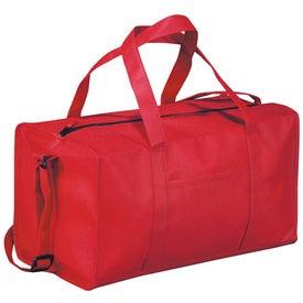 Logo The Popeye Non-Woven Duffel Bag