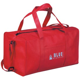 The Popeye Non-Woven Duffel Bag for Your Company