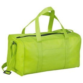 The Popeye Non-Woven Duffel Bag Branded with Your Logo