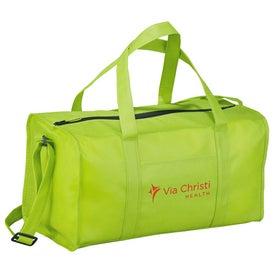 Custom The Popeye Non-Woven Duffel Bag