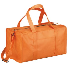 The Popeye Non-Woven Duffel Bag with Your Logo