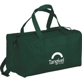 The Popeye Non-Woven Duffel Bag for Customization
