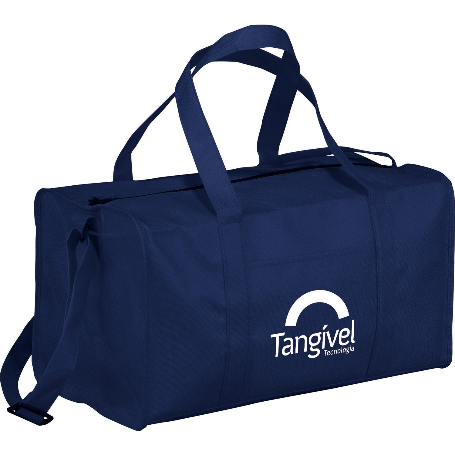 22f0b32fb590 Promotional The Popeye Non-Woven Duffel Bags with Custom Logo for  3.35 Ea.