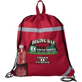 Therm-O Drawstring Backpack