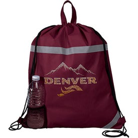 Therm-O Drawstring Backpacks