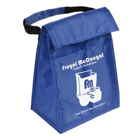 Branded Thermo Frost Lunch Bag