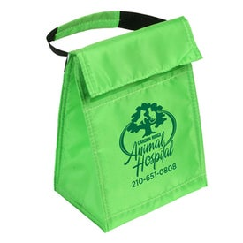 Thermo Frost Lunch Bag with Your Slogan