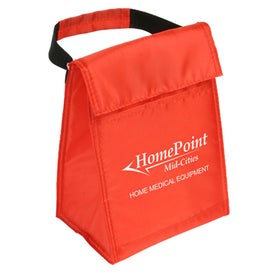 Imprinted Thermo Frost Lunch Bag