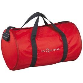 Personalized The Samson Budget Barrel Duffel Bag