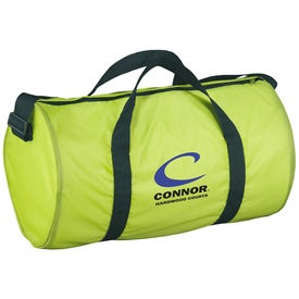 Promotional The Samson Budget Barrel Duffel Bag
