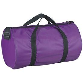 Printed The Samson Budget Barrel Duffel Bag