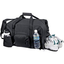 Monogrammed The Weekender Duffel Bag