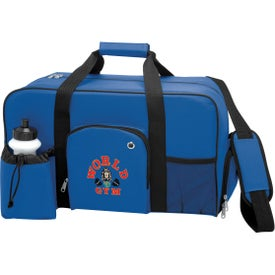 The Weekender Duffel Bag for Your Company