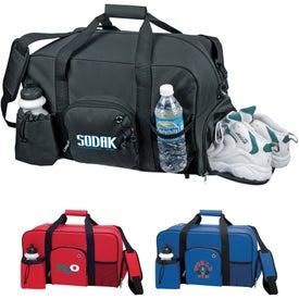 The Weekender Duffel Bag for Customization