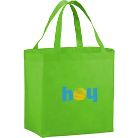 The YaYa Budget Shopper Tote Branded with Your Logo