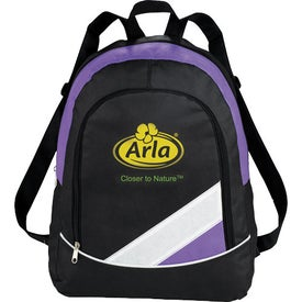 Thunderbolt Backpack Branded with Your Logo